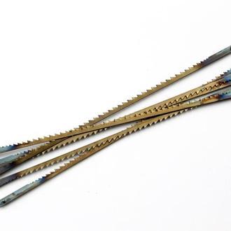 """Штифтовые пилки для лобзикового станка Pinned Regular 5"""" 10tpi"""