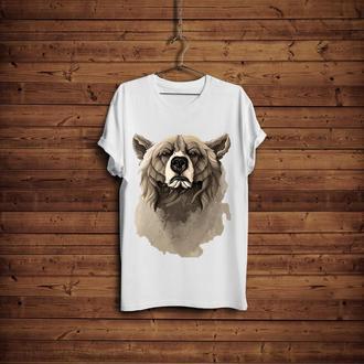 Grizzly woman's T-shirt (Футболка женская Гризли)