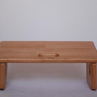 Стульчик / скамеечка / лавочка для медитации / випассаны, буковая