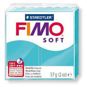 Пластика Soft, мягкая, Мятная (39), 57г, Fimo