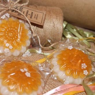 Мило хризантема''молоко і мед''сувенірне