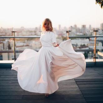 """Свадебное платье от """"MUSES"""""""