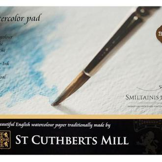 Склейка для акварели Smiltainis St Cuthberts Mill A3 (29.7х42см) 260 г/м2 20 листов (3AS-20(260))