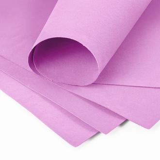 Фоамиран, темно-розовый, 21х30см, Santi