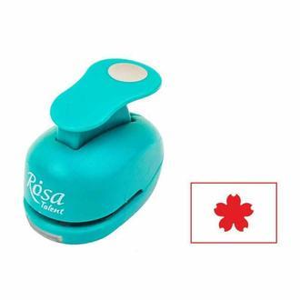 Дырокол Rosa фигурный Цветок 5 1,6 см