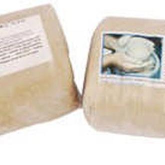 Глина гончарная Rosa ПФФ 3 полуфарфоровые изделия 2 кг (285518)