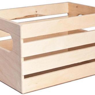 Ящик для мелочей, 24х16х13см, фанера