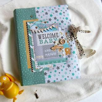 Мамин дневник, альбомоблокнот, бебибук.