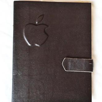 """Ежедневник кожаный """"Apple"""""""