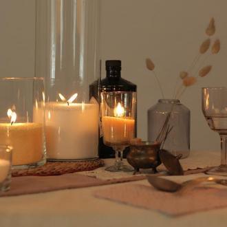 Свічки насипні в ассортименті