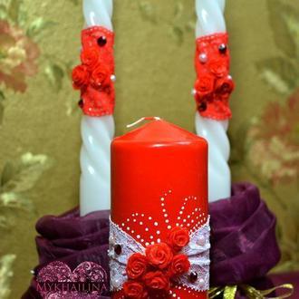 Свадебные свечи «TANGO»