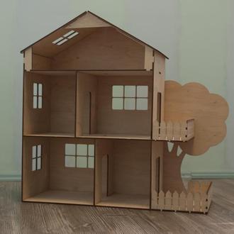 Ляльковий будинок.Кукольный домик