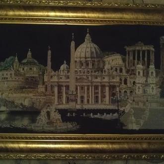 Вышитая картина крестиком