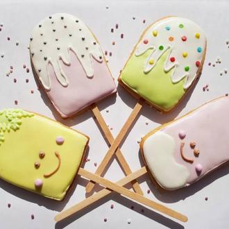 Имбирные пряники Мороженко