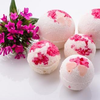 """Найкращі бомбочки для вани """"Весняна квітка"""""""