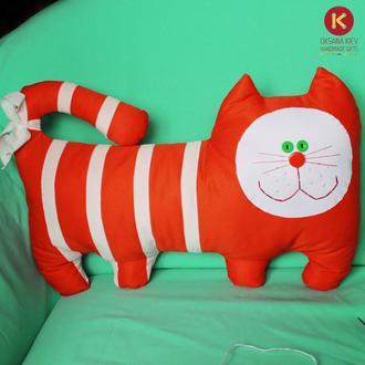 Подушка - игрушка Кот