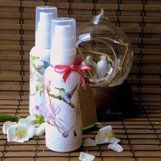 Шелковый натуральный дезодорант