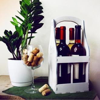 Ящик для вина WINE BOX