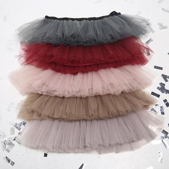 Комплект из 5 съемных юбочек к платью-трансформеру Airdress