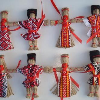 """Подарок-оберег """"Неразлучники"""" Кукла-мотанка. Handmade.Кукла-мотанка."""