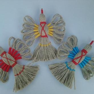 "Кукла-оберег ""Птица счастья"" Подарок. Handmade."
