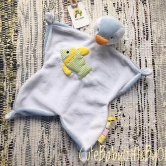 Комфортер для малышей Пингвин