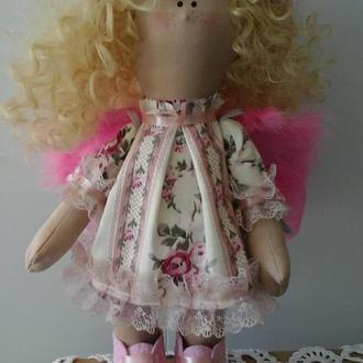 Розовый Ангелочек