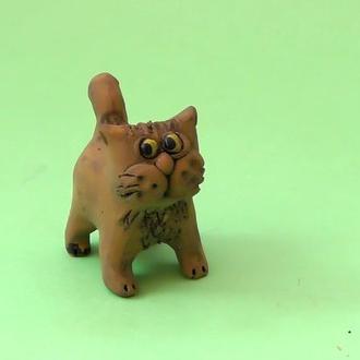 Фигурка кота №26 статуэтка кот