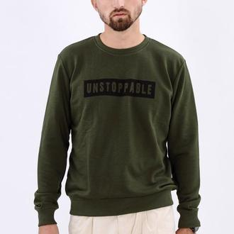 "Sweatshirt ""UNSTOPPABLE"""