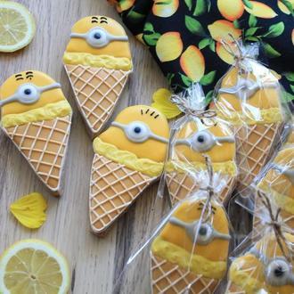Имбирный пряник Мороженое