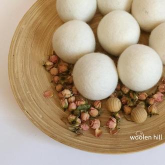 Большие шары с натуральной Новозеландской шерсти!