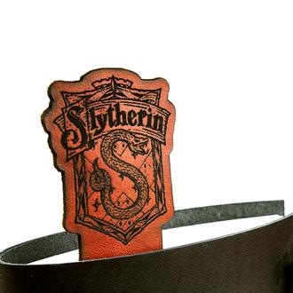 "Закладка для книги ""Slytherin"""