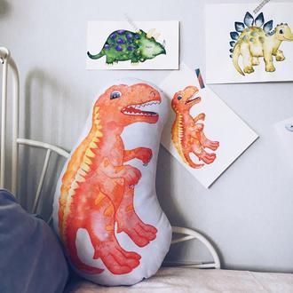Подушка Тиранозавр Рекс