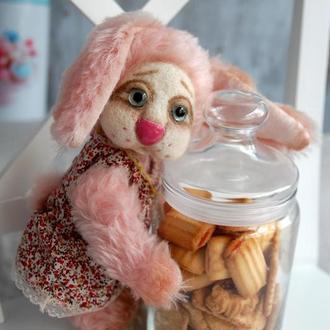 Тедди кролик Лотти