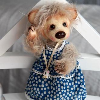 Тедди медведь Лея