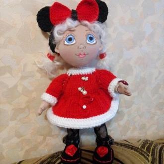 Текстильна кукла