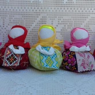 "Подарок-оберег в дом ""Хозяйка-Благополучница"" Кукла-мотанка. Handmade."