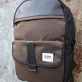 Рюкзак Kona Master 2.0 Brown/Black