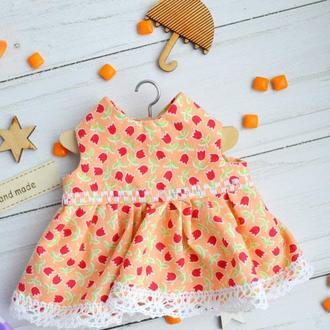 Платье для зайки