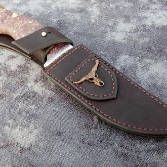 Чехол для ножа Ножны кожаные