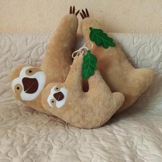 Ленивец подушка