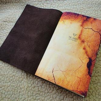 Блокнот Записная книжка THE LANDER