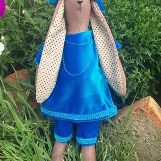 Кукла Тильда. Зайка. Handmade
