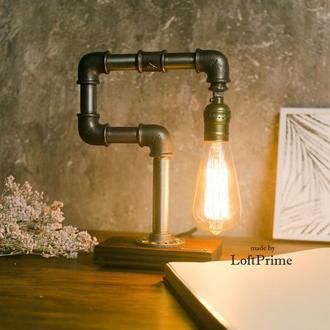Настольная лампа в стиле loft(лофт) Т-5.1
