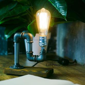 Светильник в индустриальном стиле Т-14.1
