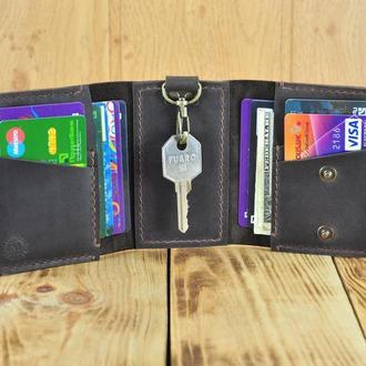 Кошелек для карточек и ключей, денег