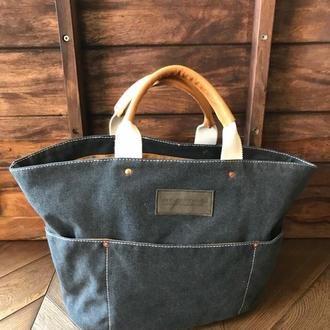 Сумка Canvas tote Bag