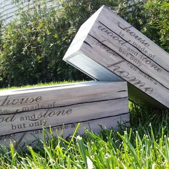 """Салфетница в эко-стиле """"Art Wood"""""""