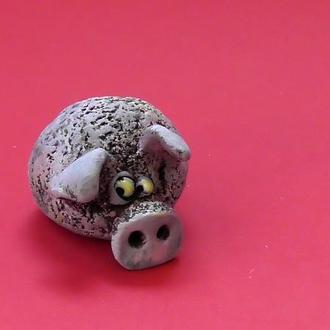 Статуэтка свинка №15