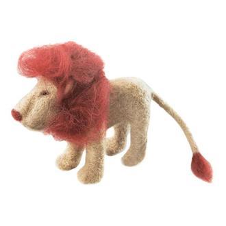 Набор для валяния игрушки Лева